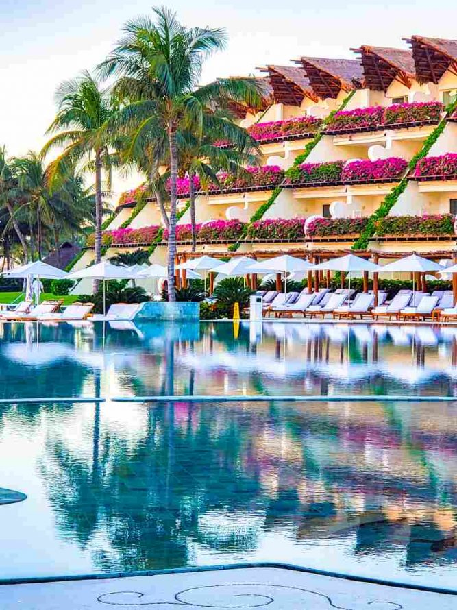 Grand Velas Riviera Maya Playa Del Carmen Mexico a Luxury All Inclusive resort and Spa.
