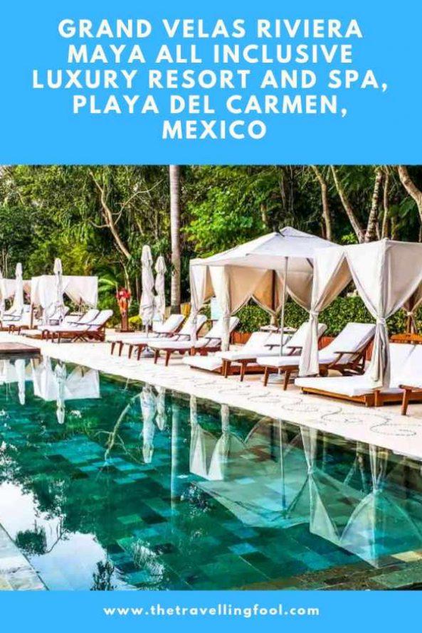 Grand Velas Riviera Maya All Inclusive Luxury Resort and Spa