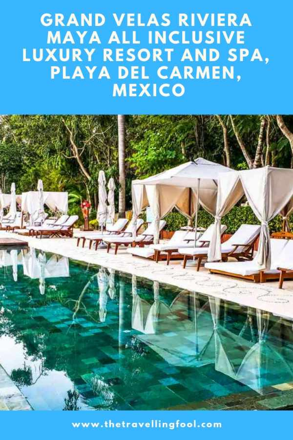 Grand Velas Riviera Maya All Inclusive Luxury Resort and Spa, Playa Del Carmen