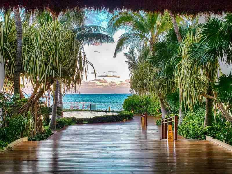 Grand Velas Riviera Maya  via thetravellingfool.com