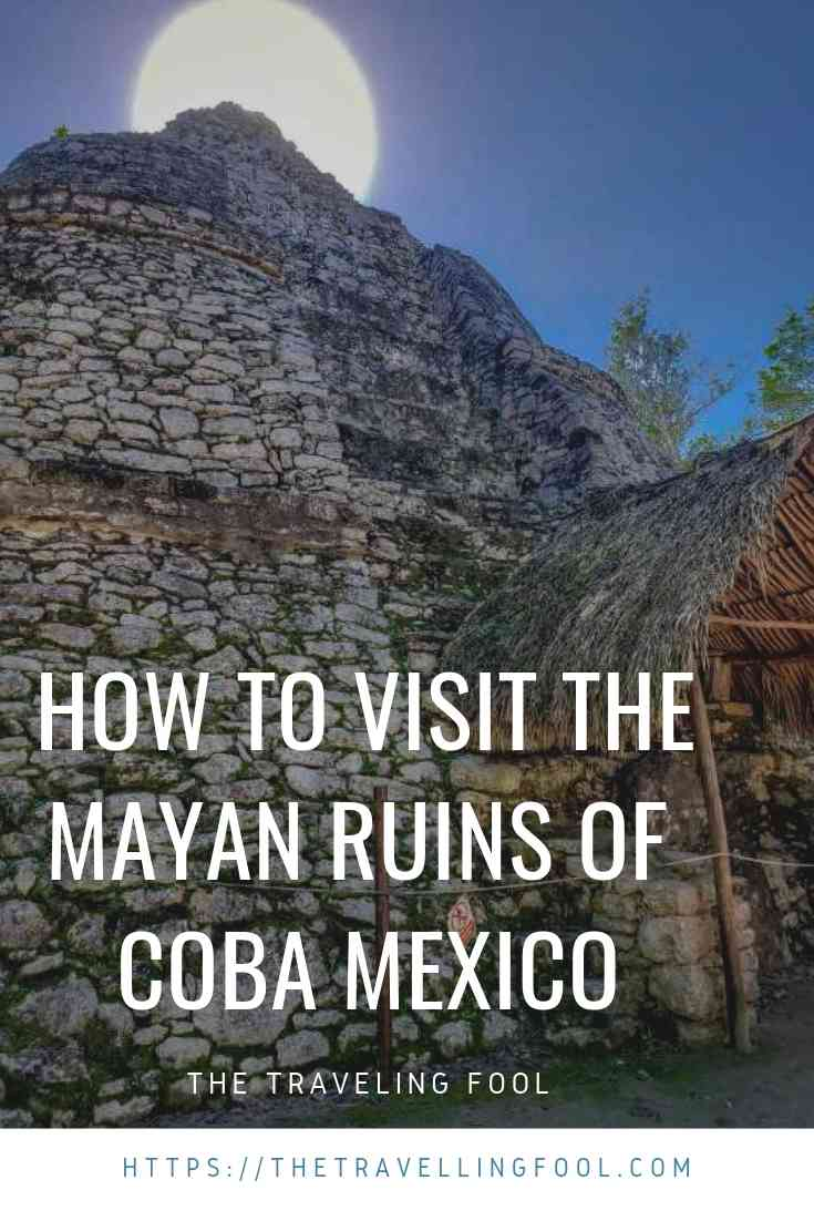 Visit the Mayan ruins of Coba in Mexico and learn about the history and culture of these fascinating people