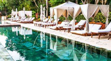 Zen Pool Grand Velas riviera Maya Playa Del Carmen Mexico