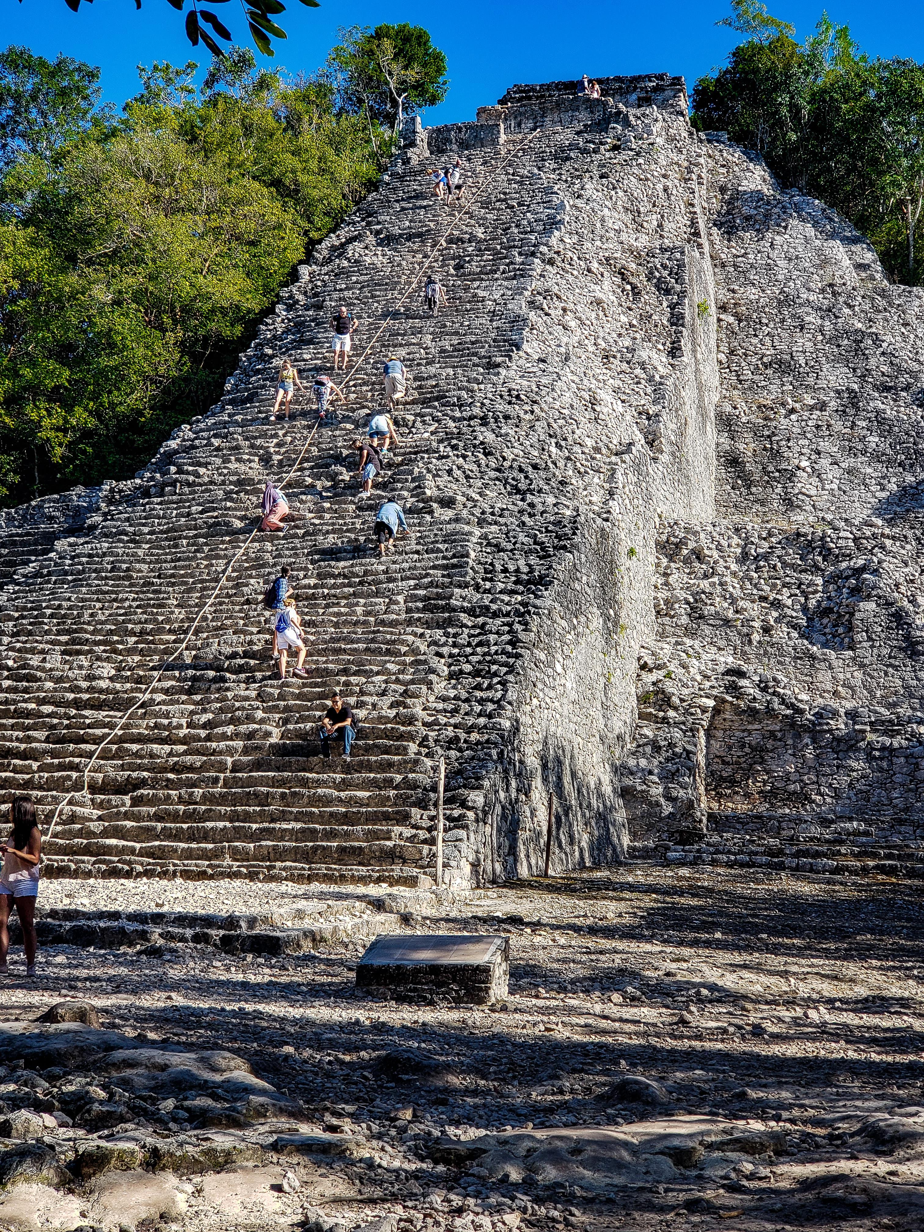 How To Visit The Mayan Ruins of Coba Mexico