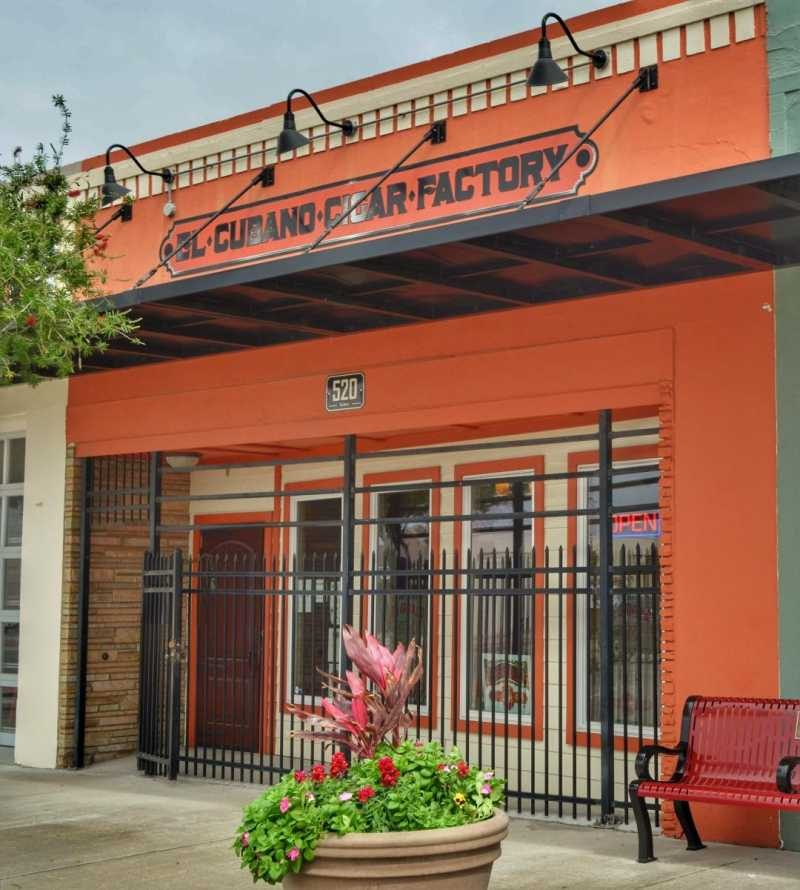 El Cubano Cigar Factory Texas City Texas