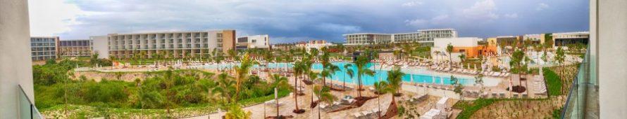 Gtand Palladium Resort and Spa Panoramic photo