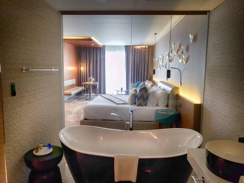 Room at Grand Palladium Resort and Spa