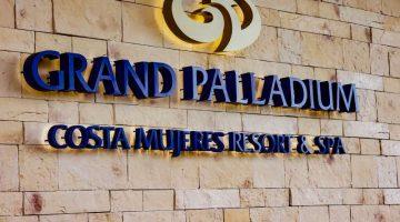 Grand Palladium Costa Mujeres