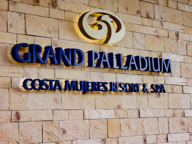 Grand Palladium Costa Mujeres