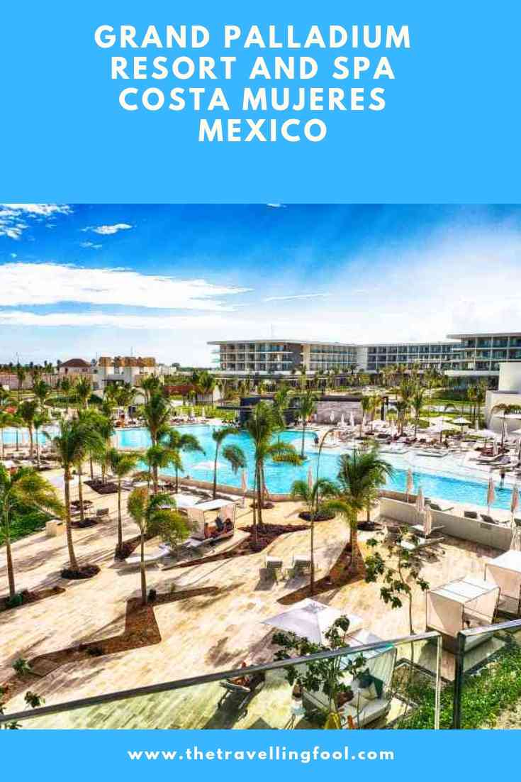 Check out the newly opened Grad Palladium Resort and Spa in Costa Mujeres #Mexico.#sponsored #Resorts #BeachResorts #AllInclusiveResort #Cancun #Beach #FamilyResorts