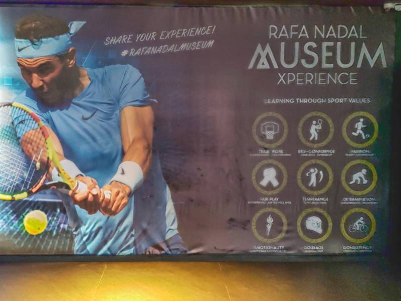 Rafa Nadal Experience Grand Palladium Resort and Spa Costa Mujeres