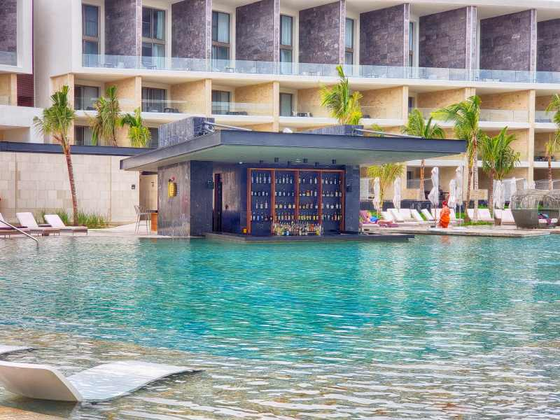 Pool at TRS Coral