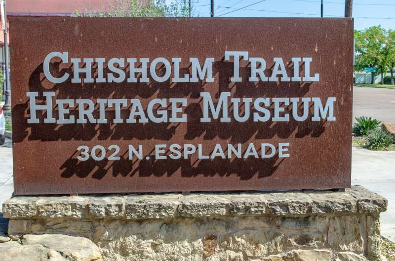 Discover The The Old West At The Chisholm Trail Museum