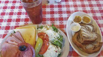 Fossati's Lunch