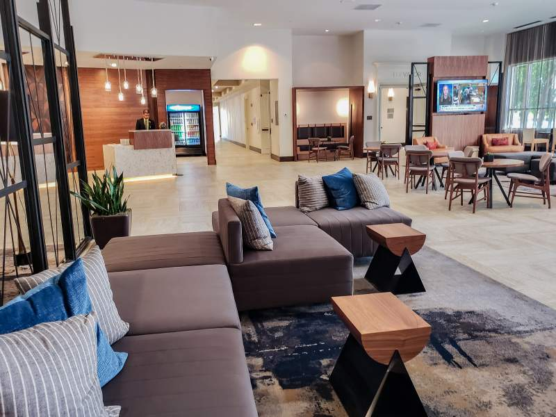 The Dallas Marriott at Las Colinas
