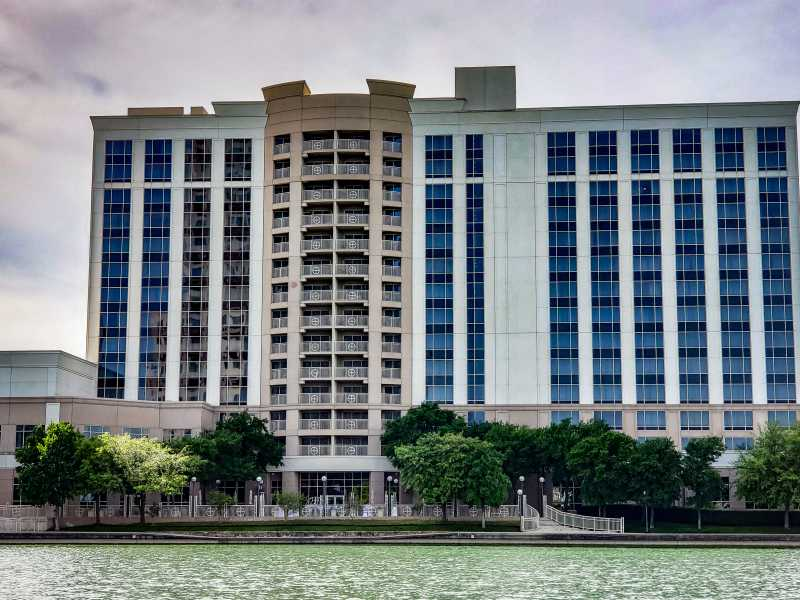 The Dallas Marriott at Las Colinas