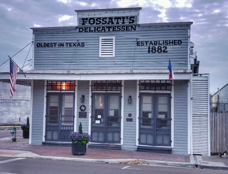 Where Is The Oldest Deli In Texas? Not Where You Think.