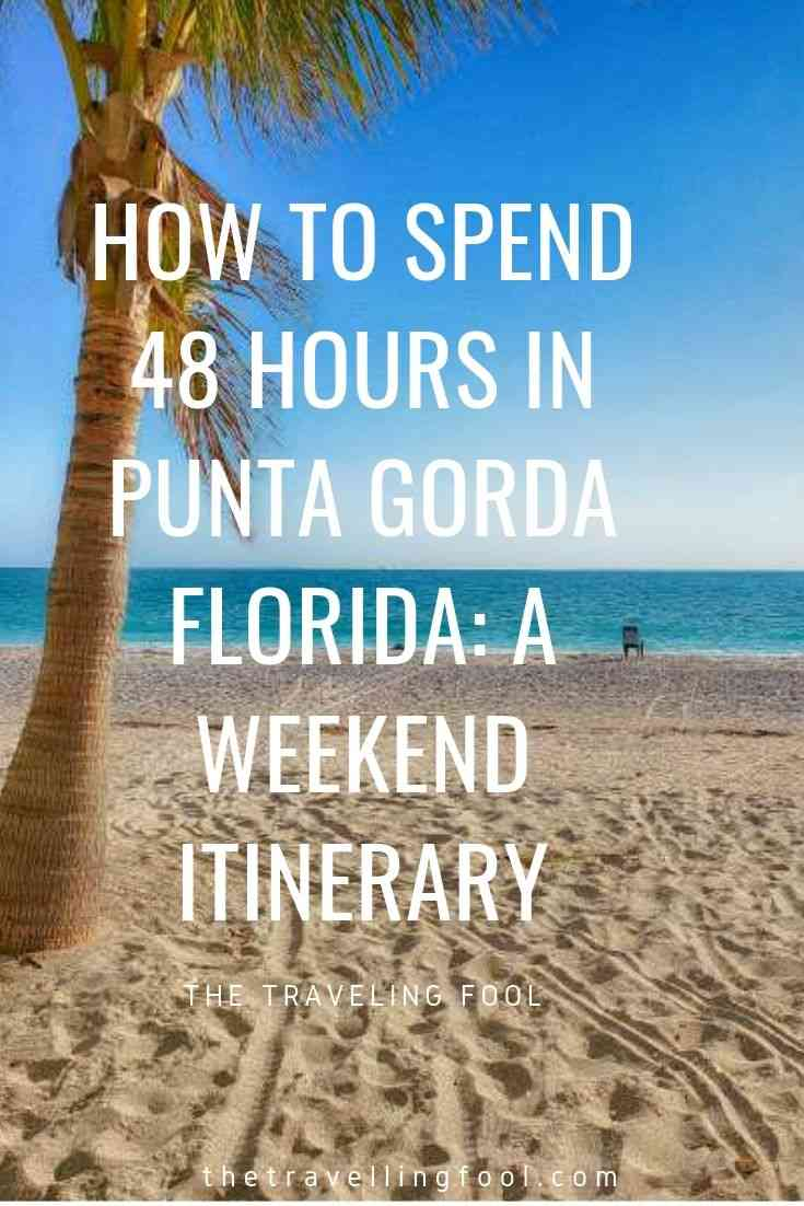 Punta Gorda Florida is home to fantastic beaches, fun activities and great food.  Punta Gorda Florida offers a lot to do and while 48 hours isn't nearly enough time to enjoy everything, you can really have a lot of fun and take advantage of a lot the area has to offer. During a 48 hour stay I was able to squeeze in a lot and it just made me want to return and spend more time. #sponsored #Florida #Beaches #outdooractivities