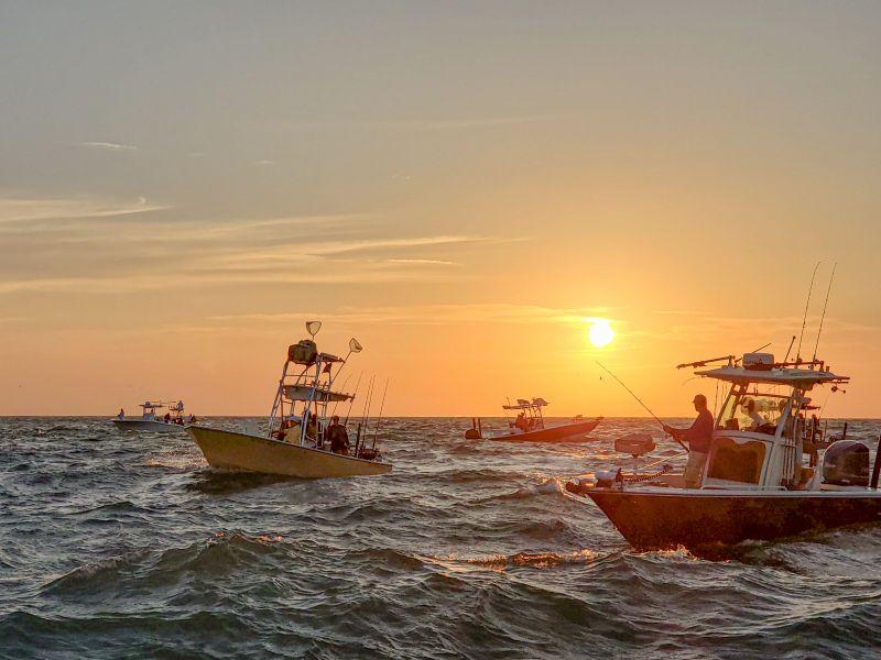 Tarpon Fishing Boats