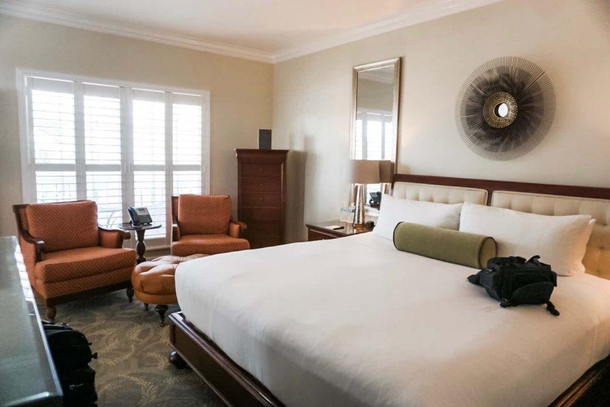 Pillars Hotel Guest Room