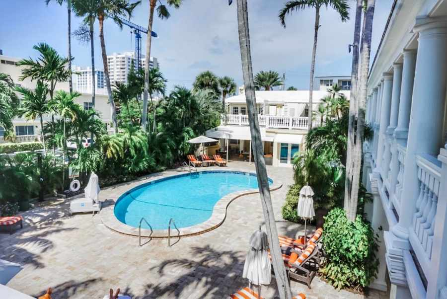 Luxury Found in Fort Lauderdale: The Pillars Hotel