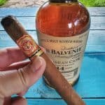Arturo Fuente Double Chateau Cigar and Single Malt Whisky