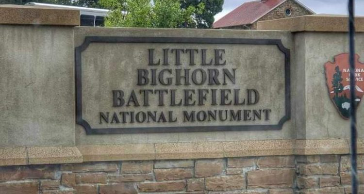 Little Bighorn National Monument Montana