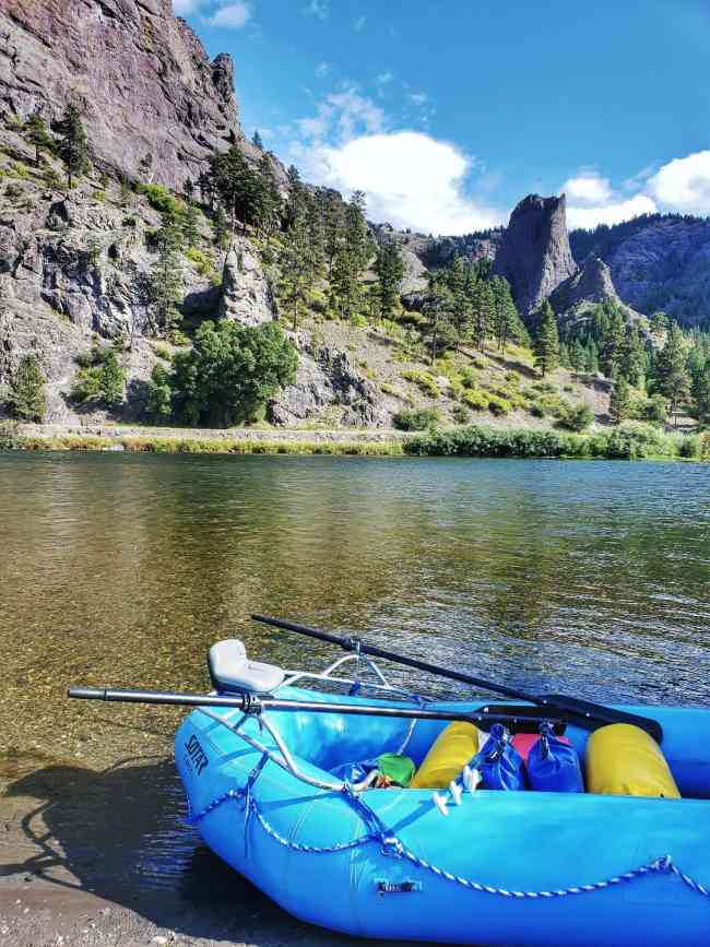 Cascade Montana Missouri River