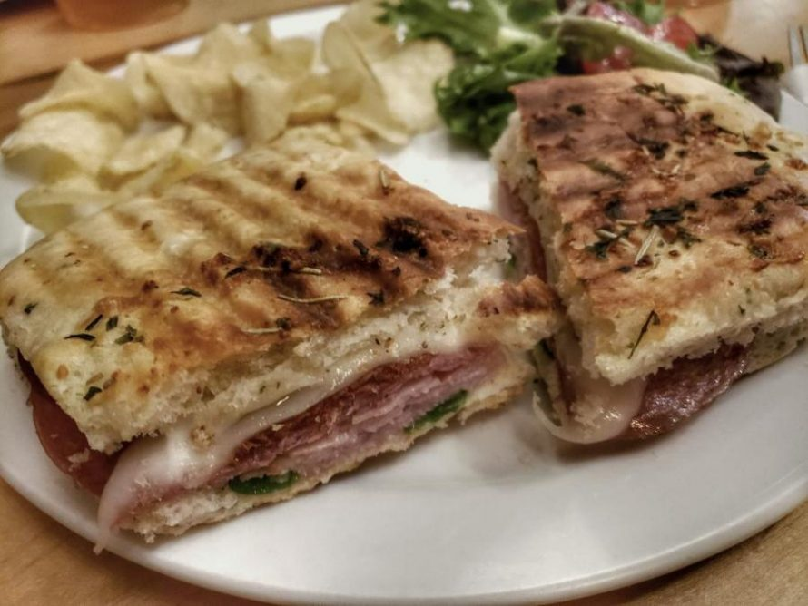 Electric City Bistro Sandwich