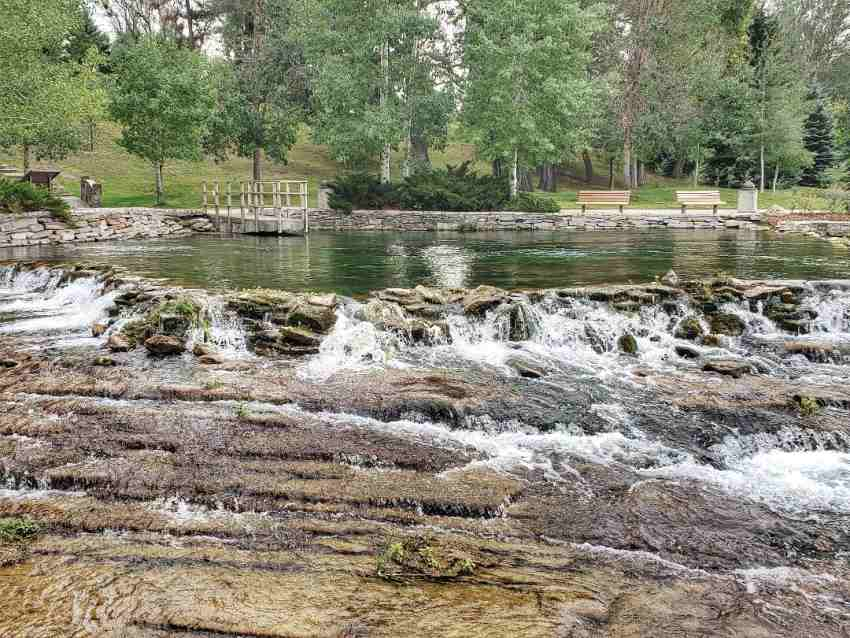 Giant Springs State Park Great Falls Montana