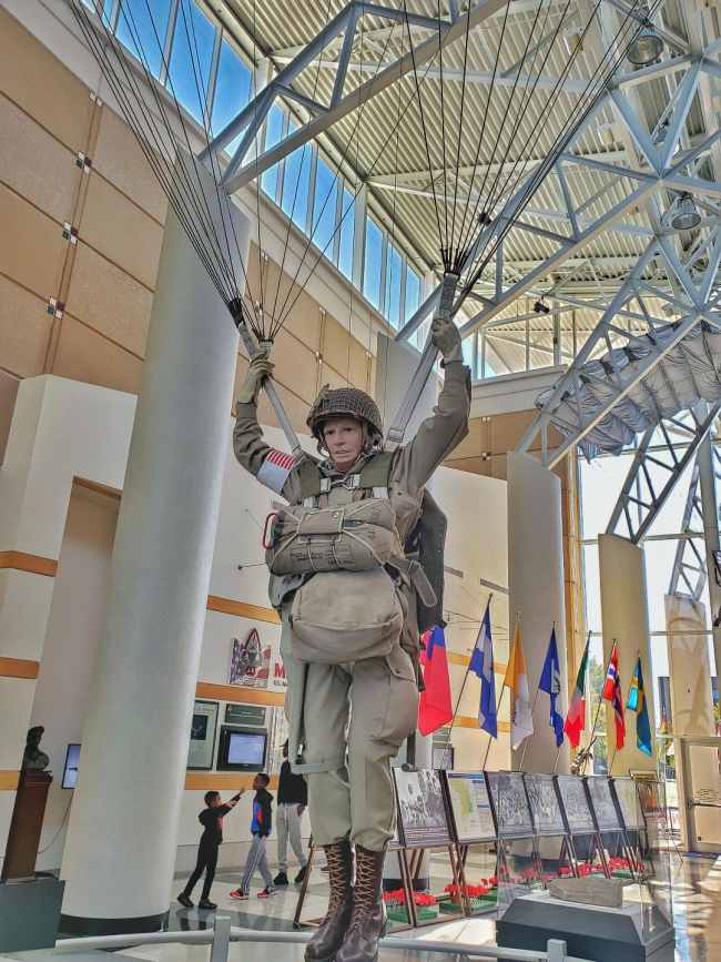 Airborne and Special Operations Museum Fayetteville N.C.