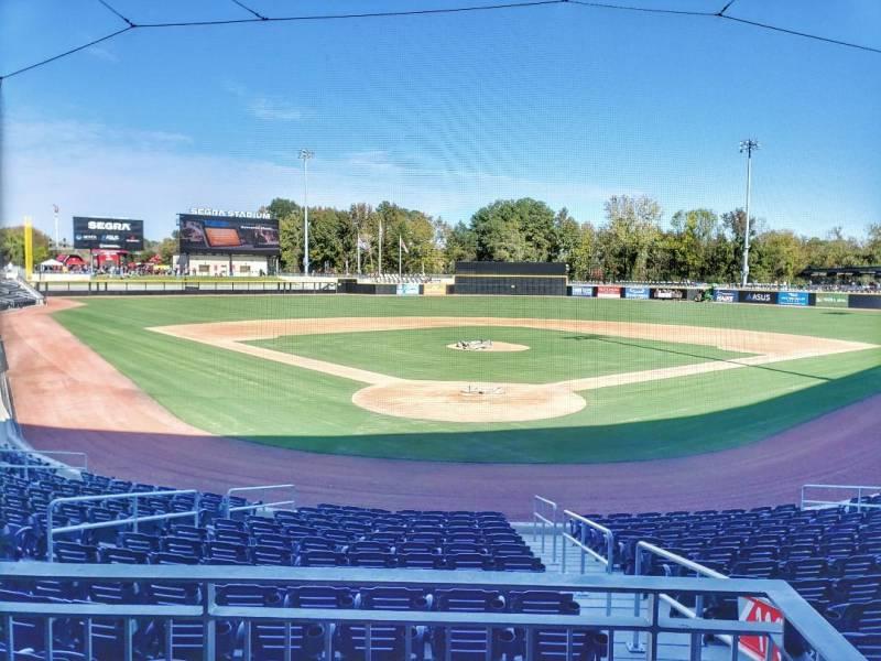 Segra Stadium Fayetteville NC