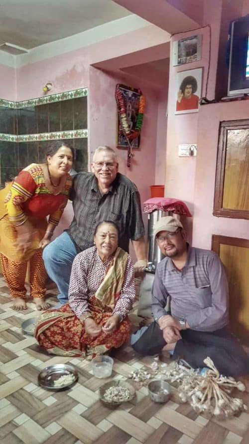 Nepal Homestay