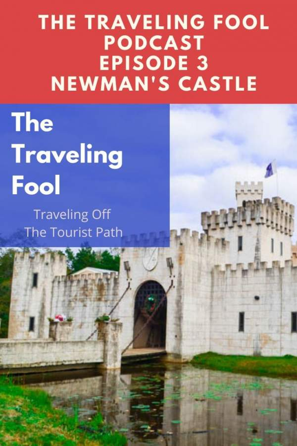 Take one man who loves history and castles. Let him dream about being a King and give him a little inspiration and you have Newman's Castle. Located in a small town in Texas you have to see this Castle to believe it. #Travel #Podcast #Castles #History #Texas