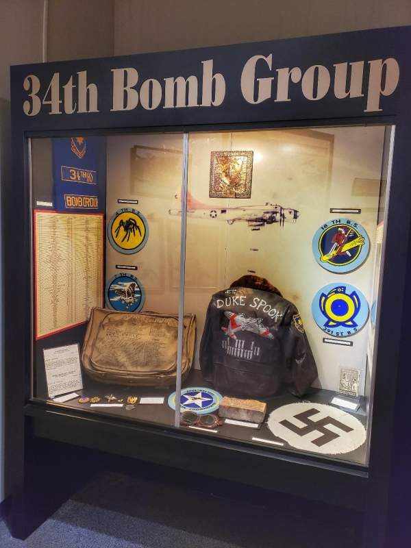 34th Bomber Group Eighth Air Force