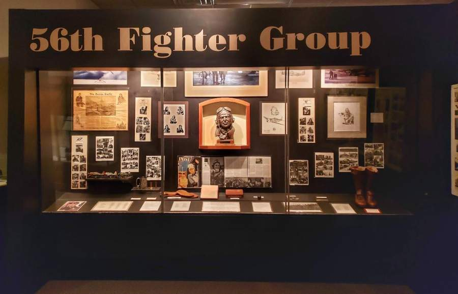 56th Fighter Group Eighth Air Force