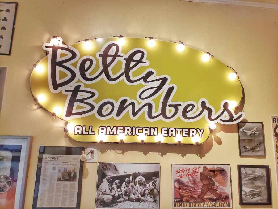 Betty Bombers Savannah Ga