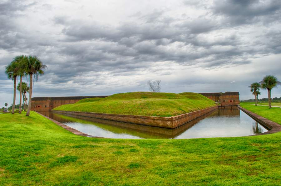 Fort Pulaski National Mounment
