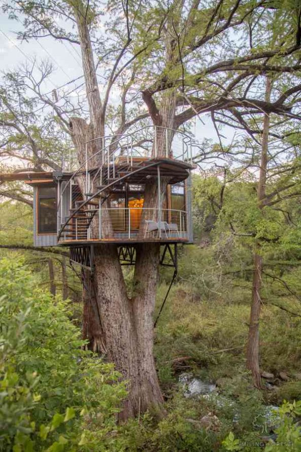 Cypress Valley Canopy Tours and Treehouses