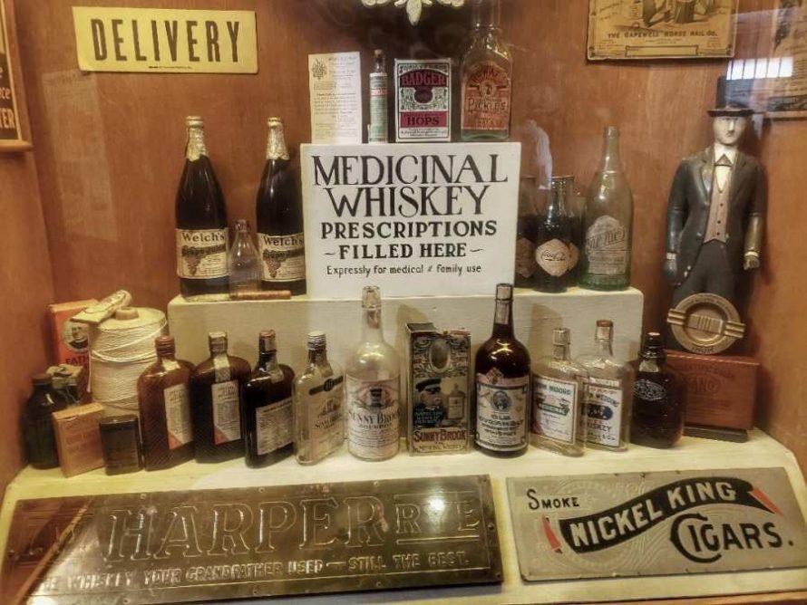 Medicinal Whiskey
