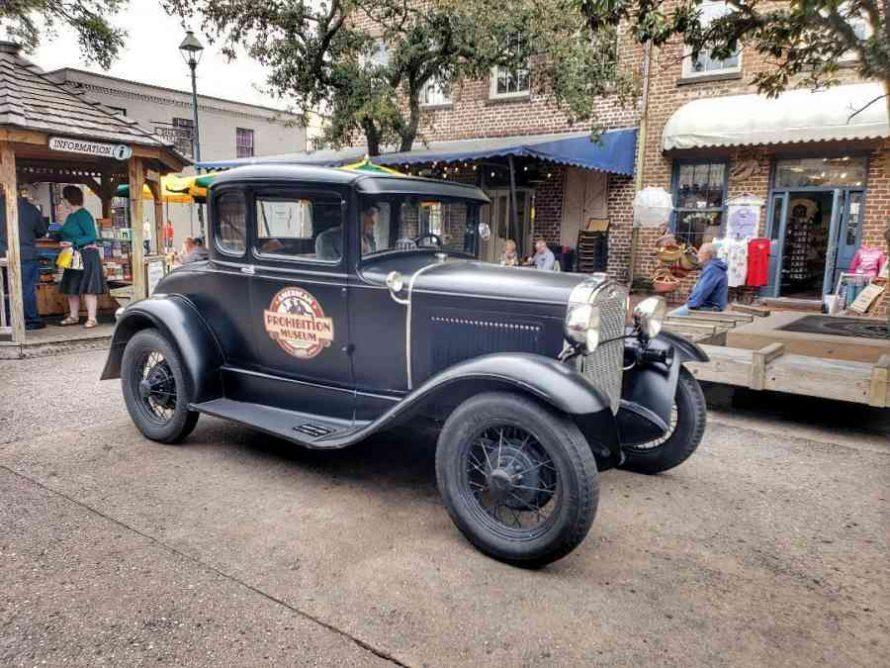 Prohibition Car