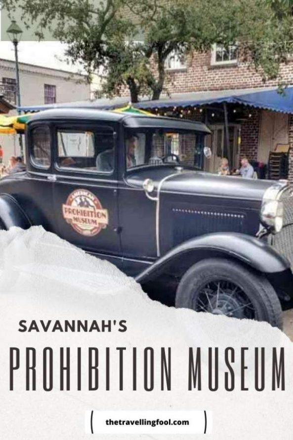 Prohibition Museum Savannah Ga