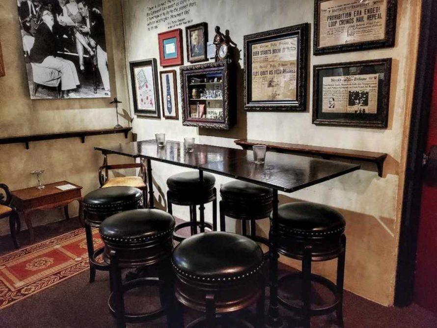 Speakeasy Bar Savannah Georgia