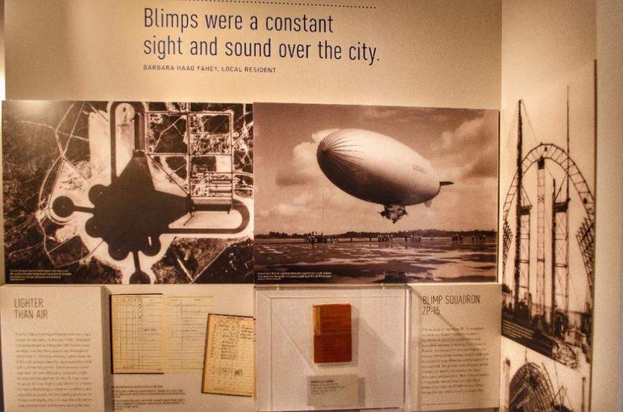 WW II Blimps