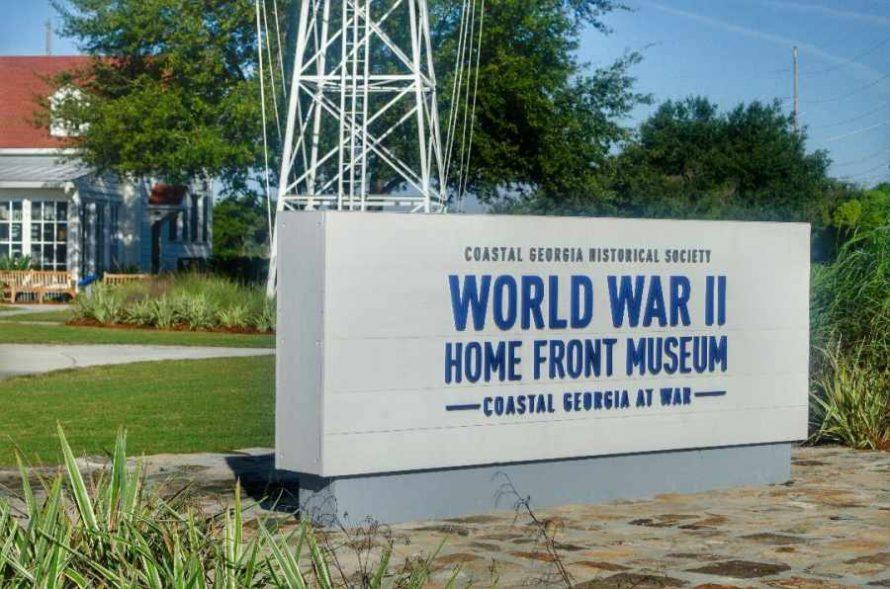 World War II Home Front Museum Coastal Georgia