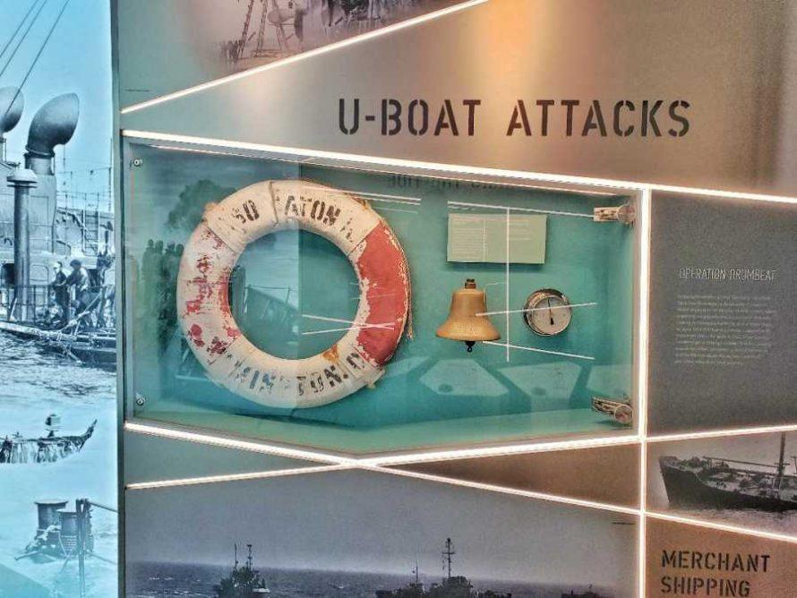 U Boat attack St Simons Island Ga