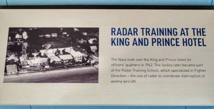 Radar Training King and Prince Hotel