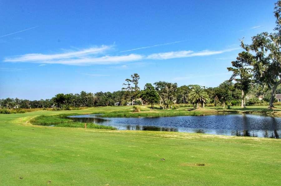 King and Prince Golf Course St Simons Ga
