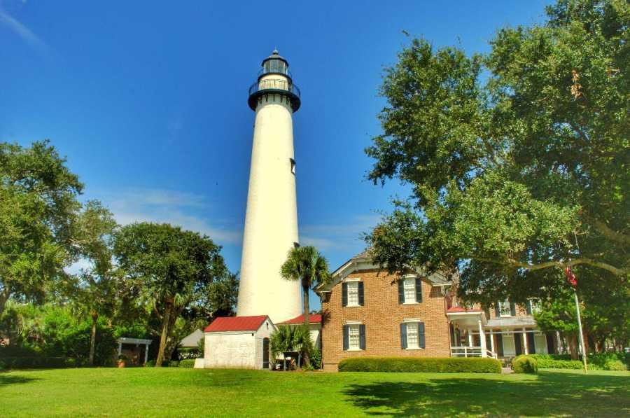 St Simons Ga Lighthouse Museum