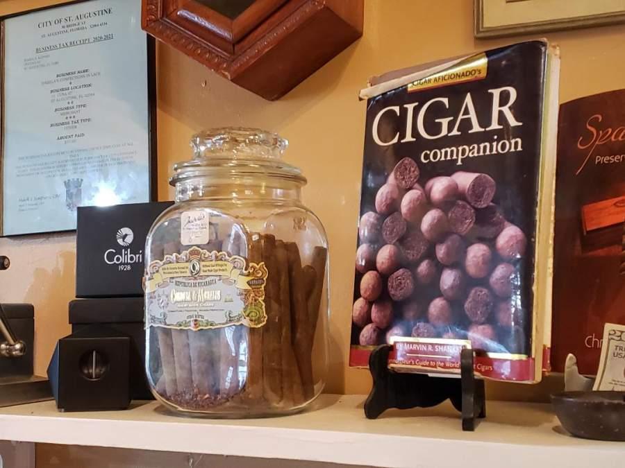 Cigar book