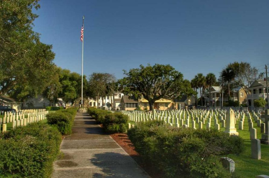 St Augustine National Cemetery